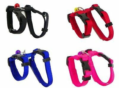 Teacup Harness & Leash Set with Bell