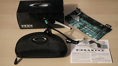 Oakley Radar 30 Years Heritage Polished Black Sunglasses Frame *authentic*