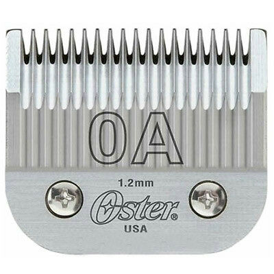 New Oster Blades for 76 # 0A Clipper Blade 76918-056