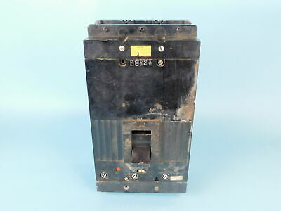General Electric 3-Pole, 800 Amp, 600V Circuit Breaker E813