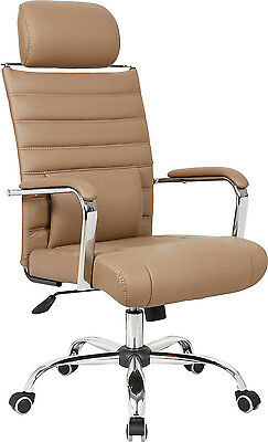 NEW Orleans Executive Office Chair With Headrest