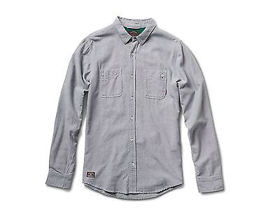 fourstar Collective Oxford LS Shirt Medium