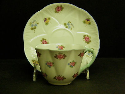 Shelley Vintage Cup & Saucer Mint !