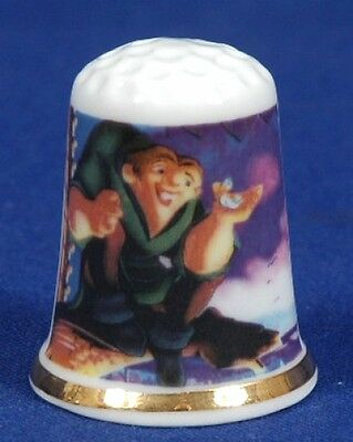 Hunchback of Notre Dame 'Exclusive' China Thimble B/67