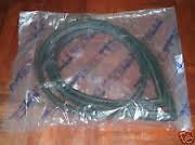 Toyota Corolla Ke70 Te71  Rear Windscreen Seal Rubber Weatherstrip New