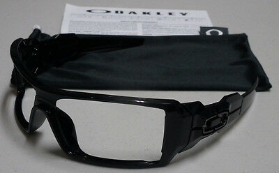 Oakley Oil Rig Polished Black Sunglasses Frame *authentic*
