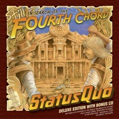 Status Quo - Still In Search Of The Fourth Chord (Deluxe Edition) 2CD Neu