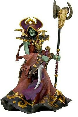 Undead Warlock - WOW - World of Warcraft Figur