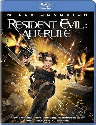 Resident Evil: Afterlife (2010, Blu-ray NUOVO) BLU-RAY/WS (REGIONE A)