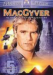 MacGyver - The Complete Fifth Season (DVD, 2006, 6-Disc Set) New & Sealed