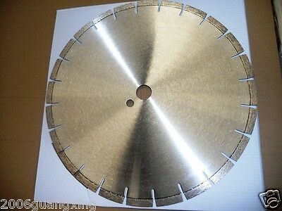 Brick or concrete  saw blade laser welded Diamond 350x25.4mm or 400x25.4mm