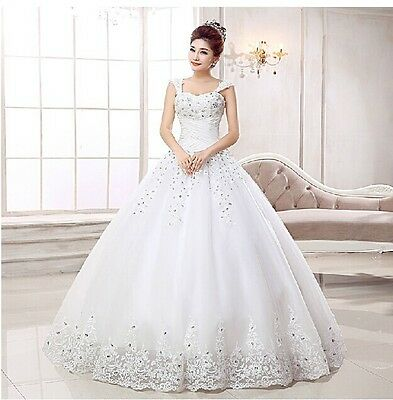 639 Abiti da Sposa vestito nozze sera wedding evening dress