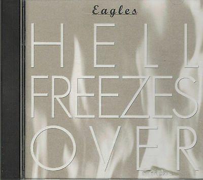 CD Eagles – Hell Freezes Over ,Sehr gut,Geffen Records – GED 24725,Titel Text
