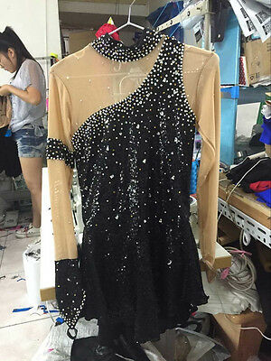 beautiful figure skating competition dress for women custom ice skating dresses