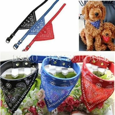 Collier Bandana Rouge  Chat /chien   31 Cm  Neuf • EUR 2,90