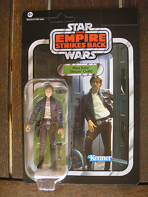Star Wars Han Solo Bespin Outfit Vc 50 Vintage Collection