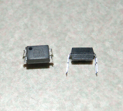 2pcs PC817 PC817C EL817C optocoupler DIP-4 phototransistor