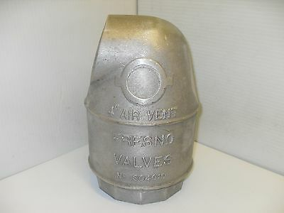 "*** New **** 4""  Ag Air Vent 400-B Fresno Valves Relief Valve"