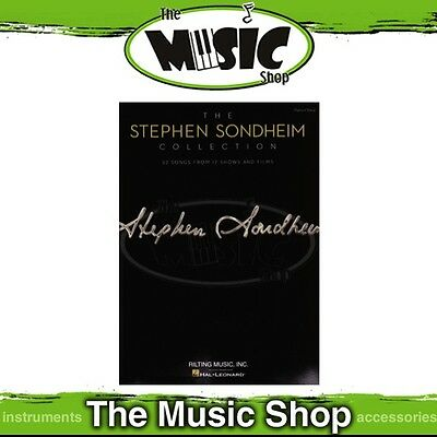 New The Stephen Sondheim Collection Piano & Vocal Music Book