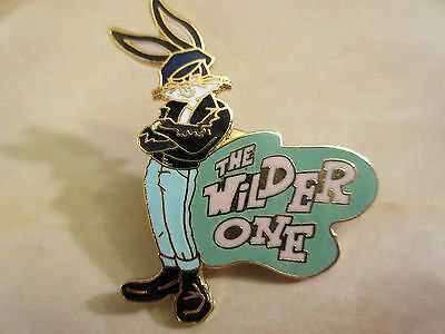 Bugs Bunny The Wilder One Pin Looney Tunes