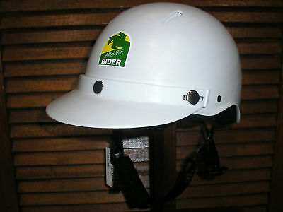 Horse Riding Helmet AS 3838 - Blk or Wht S,M,L,XL *NEW*