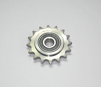 "Roller Chain Sprocket Idler 16 Tooth #41 Chain 1/2"" Bore. Usa Fast Ship!!"