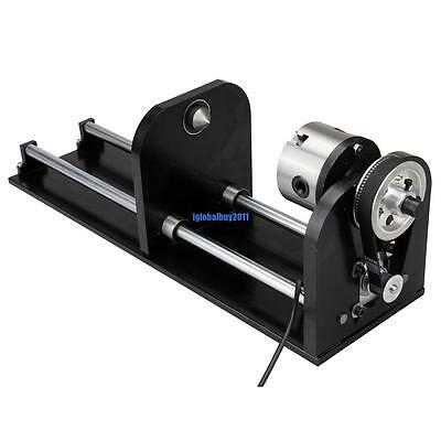 Irregular Rotary Axis For 80W Laser Engraving Cutting Cutter Engraver Machine