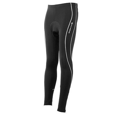 SAHOO Mens Compression Cycling Tights Padded Cycle Leggings Long Pants Trousers