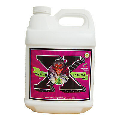 Bud Factor X 23 Litres