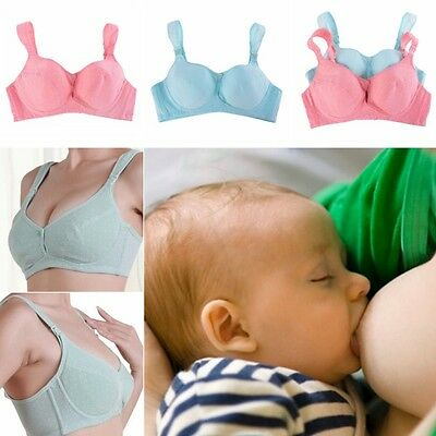 Pregnant Womens Wire Free Pregnant Underwear Maternity Breastfeeding Nursing Bra