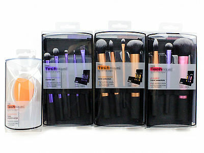 Makeup Brush : Core Collection Eyes Set Travel Essentials Sponge