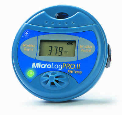 Temperature/RH Multi-Purpose Data Logger, Affordable EC850A MicroLog by Fourtec