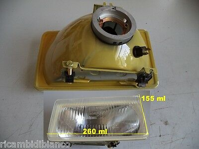 Faro Anteriore Originale Carello - Ford Taunus -