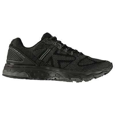 Karrimor Mens Gents D30 Excel 2 Running Shoes Sports Laces Fastened Footwear New