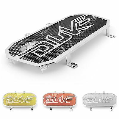 Stainless Steel Cubierta Del Radiador Grill Cover Protector Para KTM 200 DUKE