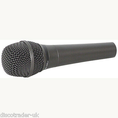 CONTROL VC5 HANDHELD DYNAMIC MICROPHONE WITH LEAD by AUDIO TECHNICA FOR DJ BAND