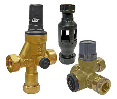 Heatrae Sadia Megaflo Cold Water Combination Valve 95605817