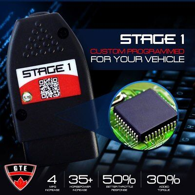 Stage 1 GTE Performance Chip ECU Programmer for TOYOTA TACOMA 2012-2015