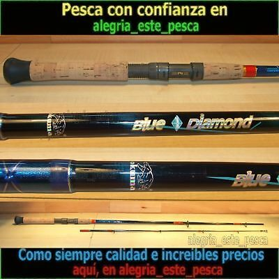 PESCA - CAÑA SPINNING OKUMA BLUE DIAMOND GRAPH 2.23mts