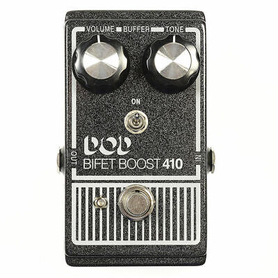 New! DigiTech DOD 410 Bifet Boost Guitar Effect Pedal - Free USA 2 Day Shipping!
