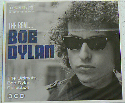 THE REAL  ULTIMATE COLLECTION - DYLAN BOB (CD x3) BEST OF NEUF SCELLE