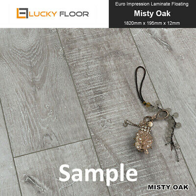 12mm Laminate flooring/Timber flooring/floor/Floating Floor (Misty Oak)