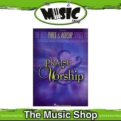 New The Best Praise & Worship Songs Ever Music Book for Easy Piano