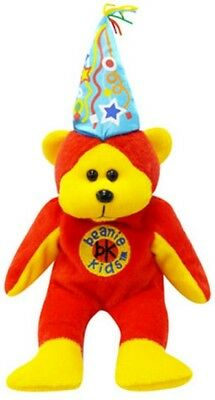 Skansen Beanie Kid Party Master The Bear  Mint With Mint Tag