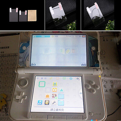 2pcs Screen Protective Film Cover For NEW3DS for NEW3DS Protective Film UR