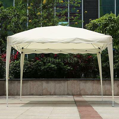3*3*2.6M Folding Outdoor Garden Canopy Gazebo Pop Up Party Wedding Camping Tent