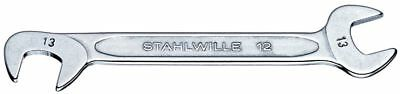 Stahlwille Small Double Open End Metric Spanner 3.5 mm
