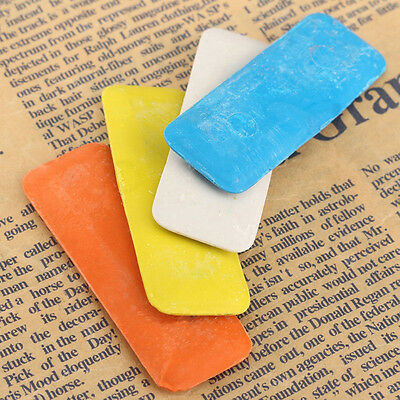 4pcs Tailor's Fabric Chalk Dressmaker Tailor Pattern Marker Sewing Craft Pop