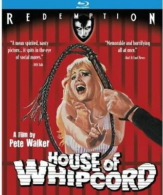 House of Whipcord (2013, Blu-ray NUEVO) BLU-RAY/Remastered ED. (REGION A)