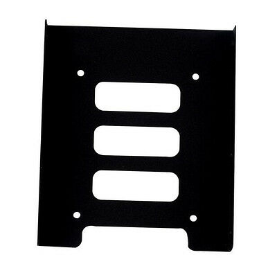 """Holder Bracket Hard Metal HDD  Adapter Drive 2.5"""" to 3.5"""" SSD for PC CU Mounting"""